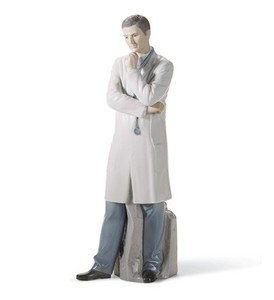 White Male Doctor 8188