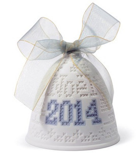 2014 Christmas Bell Ornament 18391