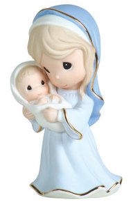 Mary and Baby Jesus Love Like No Other 111017