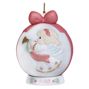 Peace On Earth And Goodwill To All Dated Ball Ornament 131003