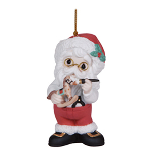 Annual Santa Made With Love Ornament 131023