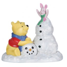 Pooh Frosty Sort OF Fun 131702