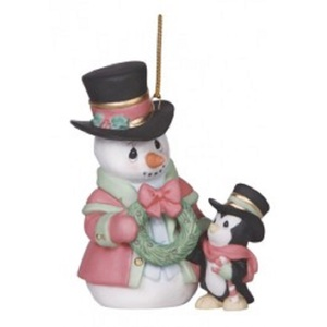 Annual Snowman 5th In Series Ornament 141023
