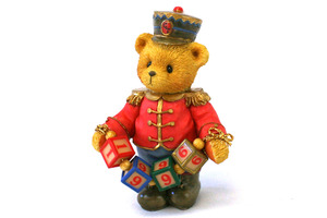Cherished Teddies 1996 Dated Figurine Jeffrey 176044