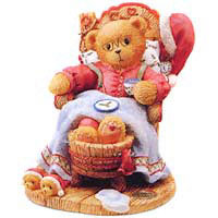 Cherished Teddies Annual 1998 Santa 352713