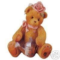 Cherished Teddies Rose 202886 Retired