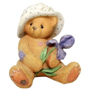 Cherished Teddies Iris 202908