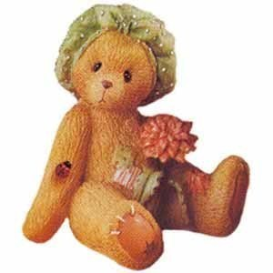 Cherished Teddies Dahlia 202932