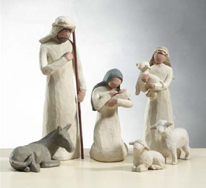 6 Piece Nativity 26005