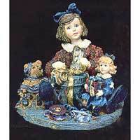 Dollstones Yesterdays Child Karen Wilson 3515