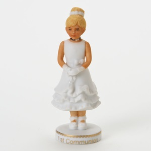 Growing Up Girls First Communion Blonde 4007029