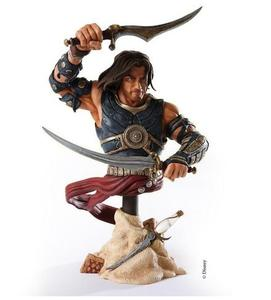 Disney Prince Of Persia Dastan Bust Grand Jester 4015870