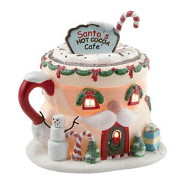 Santas Hot Cocoa Cafe 4020207