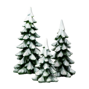 Winter Pines Set of 3 4020261