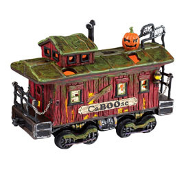 Halloween Haunted Rails CaBOOse 4020957