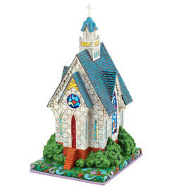 Department 56 Jim Shore Heartland Church 4021336