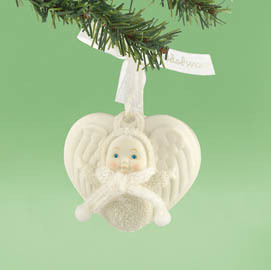 Snowbabies Angel in My Pocket 4021865