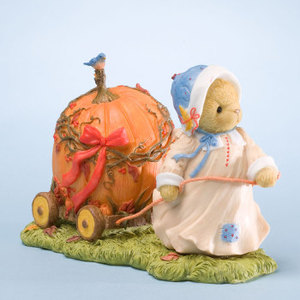 Cherished Teddies Halloween Mildred 4023639