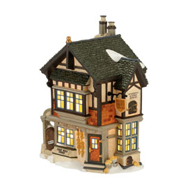 Department 56 Dickens Evan Hoyt Sponge Dealer 4025256