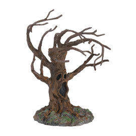 Halloween Stormy Night Tree 4025411 6