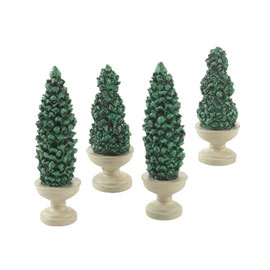 Uptown Topiaries Set of 4 4025444