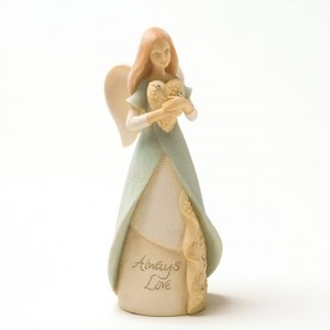 Mini Angel Of Hearts Figurine 4025645