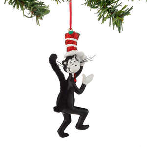 Dr. Seuss Cat in the Hat Ornament 4026313