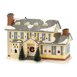 Snow Village The Griswold Holiday House 4030733