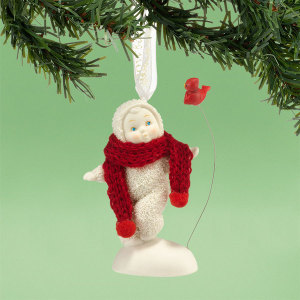 Snowbabies Sweet Duet Ornament 4031784