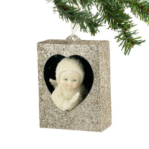Snowbabies Little Light Of Mine Ornament 4031883