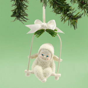 Snowbabies Heavenly Swing Ornament 4031885