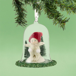 Snowbabies Bunny Hill Ornament 4031916