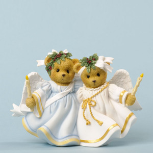 Cherished Teddies Moriah and Myra 4034602
