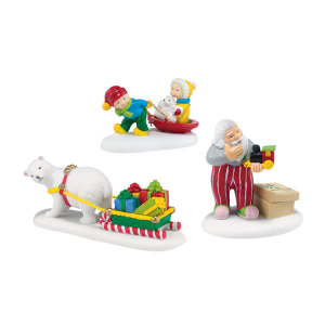 Holiday Special Jolly Fellows Accessory Set 4035572