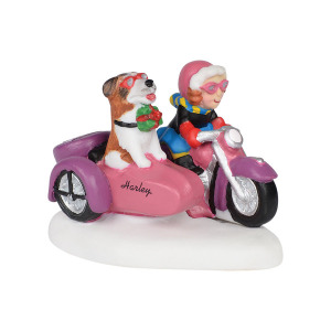 Harley Davidson Rebel With A Dog 4035575