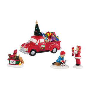Holiday Special Toy Town Accessory Set 4035578