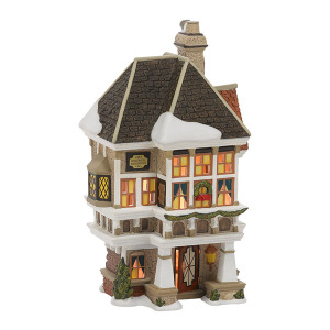Department 56 Dickens Nephew Freds Home 4036525