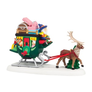 North Pole Sleigh Ride 4036560
