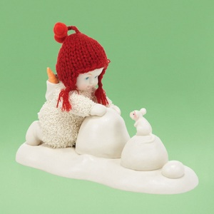 Snowbabies Making A Friend 4037314