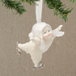 Snowbabies Love To Skate Ornament 4037338