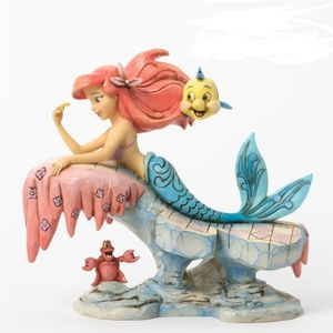 Little Mermaid Ariel Dreaming Under The Sea 4037501
