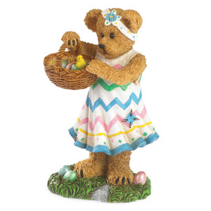 Boyds Bears Lily's Easter Basket An Egg-stra Surprise 4038008