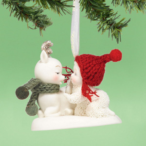 Snowbabies Oh Deer Ornament 4038110