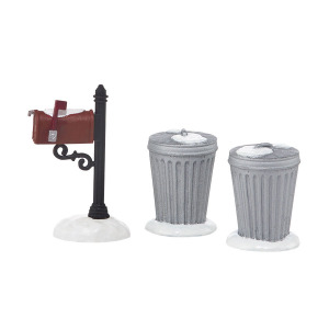 Mailbox & Trash Cans 4038806