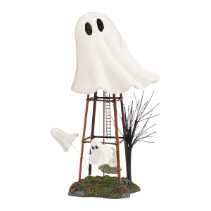 Department 56 Halloween Haunted Water Tower 4038889