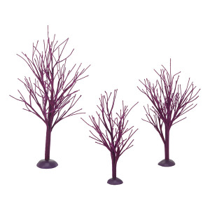 Halloween Purple Bare Branch Trees 4038914