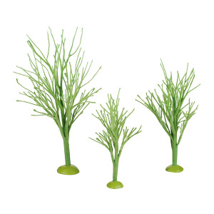 Halloween Green Bare Branch Trees 4038915