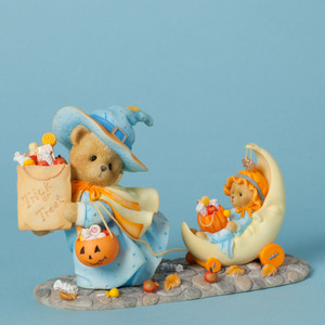 Cherished Teddies Connie the Witch 4040453 Limited Edition