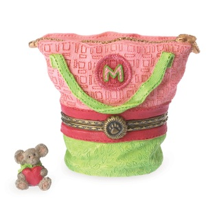 Boyds Bears Momma Got It All Tote With Mabel McNibble 4040526