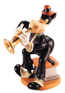 Symphony Hour Horace Playing Trumpet 41028